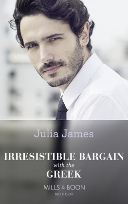 Irresistible Bargain With The Greek (Mills & Boon Modern)