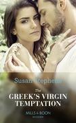 The Greek's Virgin Temptation (Mills & Boon Modern)