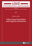Video Game Translation and Cognitive Semantics