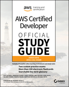 AWS Certified Developer Official Study Guide, Associate Exam