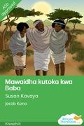 Mawaidha kutoka kwa Baba