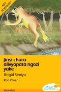 Jinsi chura alivyopata ngozi yake