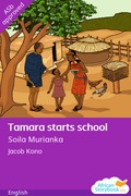 Tamara starts school