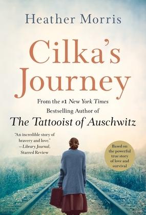 Image de couverture (Cilka's Journey)
