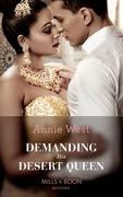 Demanding His Desert Queen (Mills & Boon Modern) (Royal Brides for Desert Brothers, Book 2)