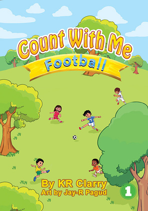 Count with Me - Football