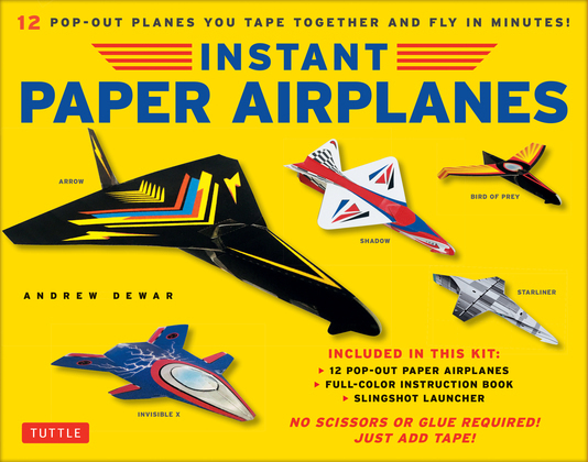 Instant Paper Airplanes Ebook