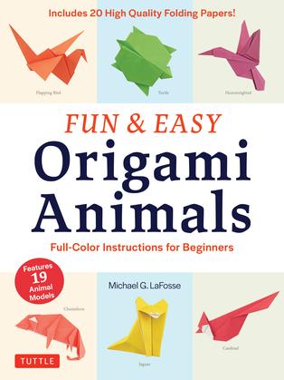 Fun & Easy Origami Animals Ebook