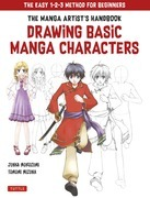 The Drawing Basic Manga Characters