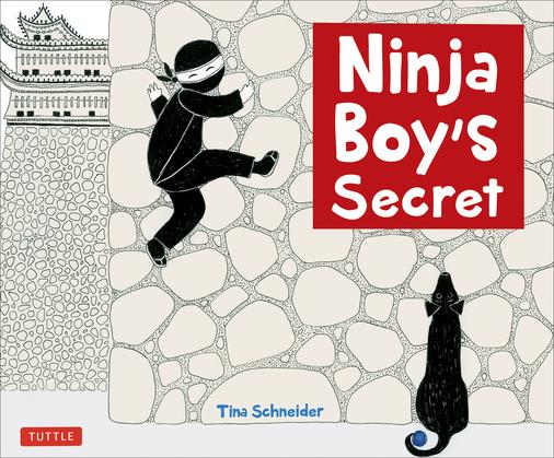 Ninja Boy's Secret