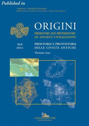 Settlement patterns and developments towards urban life in Central and Southern Italy during the Bronze Age