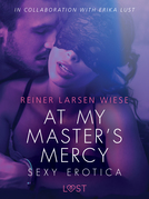 At My Master s Mercy - Sexy erotica