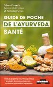 Guide de poche de l'ayurveda santé