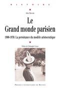 Le grand monde parisien