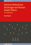 Airborne Radioactive Discharges and Human Health Effects