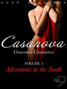 LUST Classics: Casanova Volume 4 - Adventures in the South