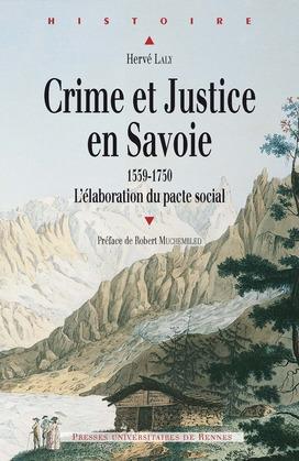 Crime et justice en Savoie