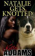 Natalie Gets Knotted