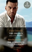 The Greek's Billion-Dollar Baby / The Innocent's Emergency Wedding: The Greek's Billion-Dollar Baby / The Innocent's Emergency Wedding (Mills & Boon Modern)