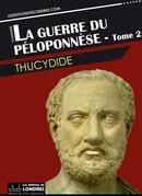 La guerre du Péloponnèse - tome 2