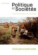 Politique et Sociétés. Vol. 35 No. 2-3,  2016