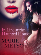 In Line at the Haunted House - Erotic Short Story