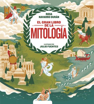 El gran libro de la mitología