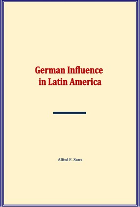 German Influence in Latin America