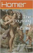 The Odyssey of Homer, Done into English Prose