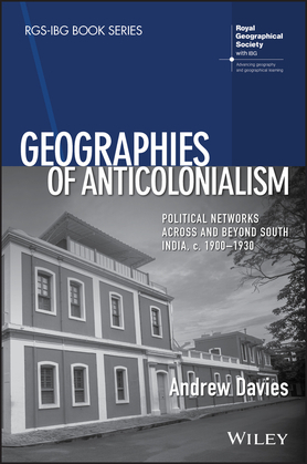 Geographies of Anticolonialism