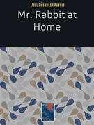 Mr. Rabbit at Home
