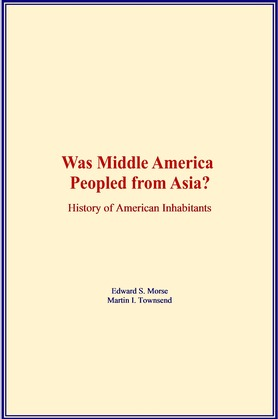 Was Middle America Peopled from Asia?