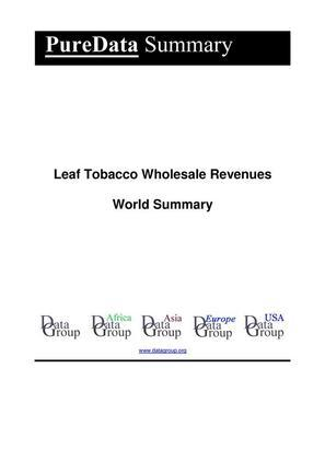 Leaf Tobacco Wholesale Revenues World Summary