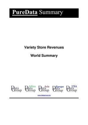 Variety Store Revenues World Summary