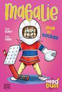 MégaDUOS 5 - Magalie joue au hockey