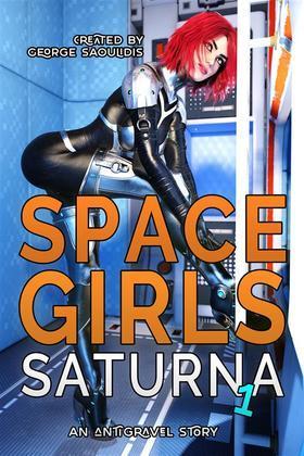 Space Girls: Saturna 1