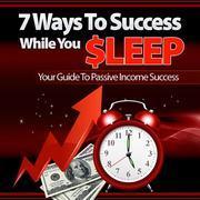 Ways to Success while you Sleep