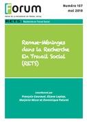 Forum 157 : Remue-Méninges dans la Recherche En Travail Social (RETS)