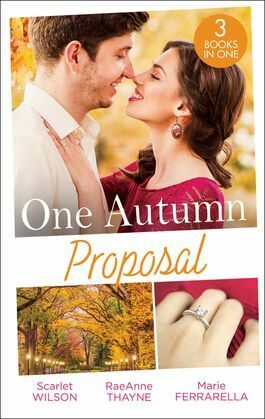 One Autumn Proposal: Her Christmas Eve Diamond / The Holiday Gift / Christmastime Courtship (Mills & Boon M&B)