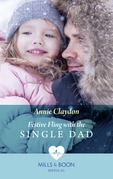 Festive Fling With The Single Dad (Mills & Boon Medical) (Pups that Make Miracles, Book 2)