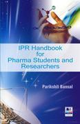 IPR Handbook for Pharma Students and Researchers