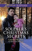 Soldier's Christmas Secrets (Mills & Boon Love Inspired Suspense) (Justice Seekers, Book 1)