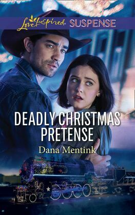 Deadly Christmas Pretense (Mills & Boon Love Inspired Suspense) (Roughwater Ranch Cowboys)