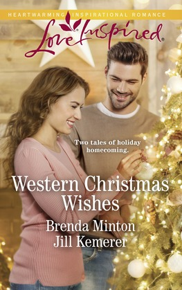 Western Christmas Wishes: His Christmas Family / A Merry Wyoming Christmas (Mills & Boon Love Inspired)