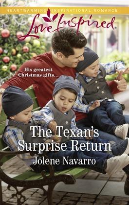 The Texan's Surprise Return (Mills & Boon Love Inspired) (Cowboys of Diamondback Ranch, Book 2)