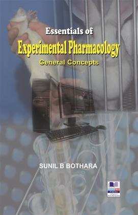Essentials of Experimental Pharmacology, General Concepts