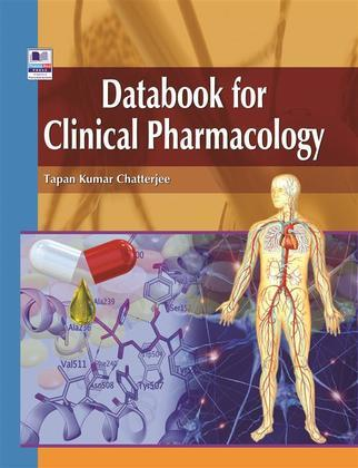 Databook for Clinical Pharmacology