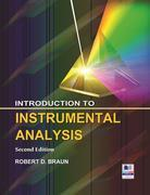 Introduction to Instrumental Analysis