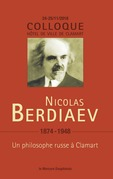 Nicolas Berdiaev (1874-1948) - Un philosophe russe à Clamart - Colloque 22-23/11/18