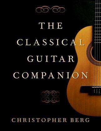 The Classical Guitar Companion